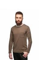 Чоловічий трикотажний светр Officina