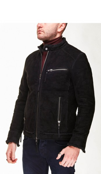 Куртка шкіряна Officina