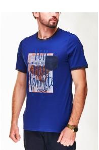 Чоловіча футболка Cortigiano in Bottega