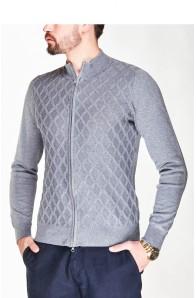 Чоловічий трикотажний светр Malagrida