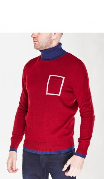 Вовняний светр AT.P.CO
