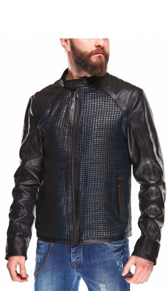 Куртка шкіряна Primo Emporio