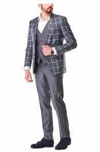 Класичний костюм трійка Bottega