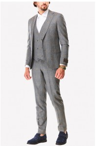 Класичний костюм трійка Cortigiano in Bottega