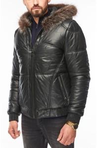 Шкіряна куртка Primo Emporio