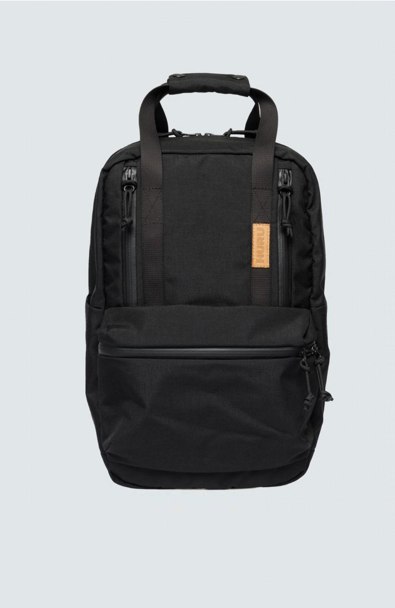 Рюкзак HURU, model S, black