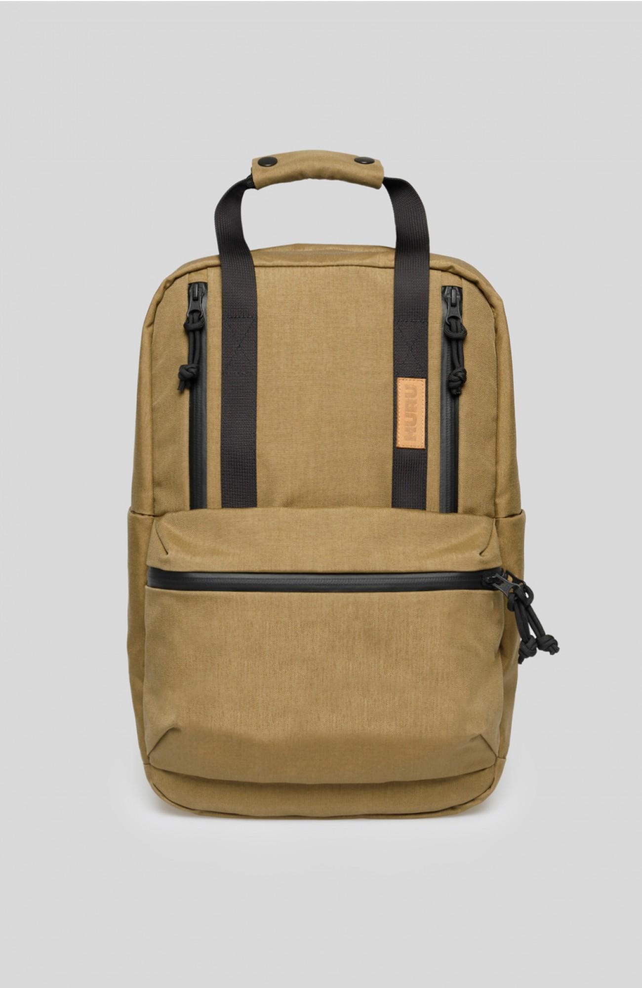 Рюкзак HURU, model S, brown