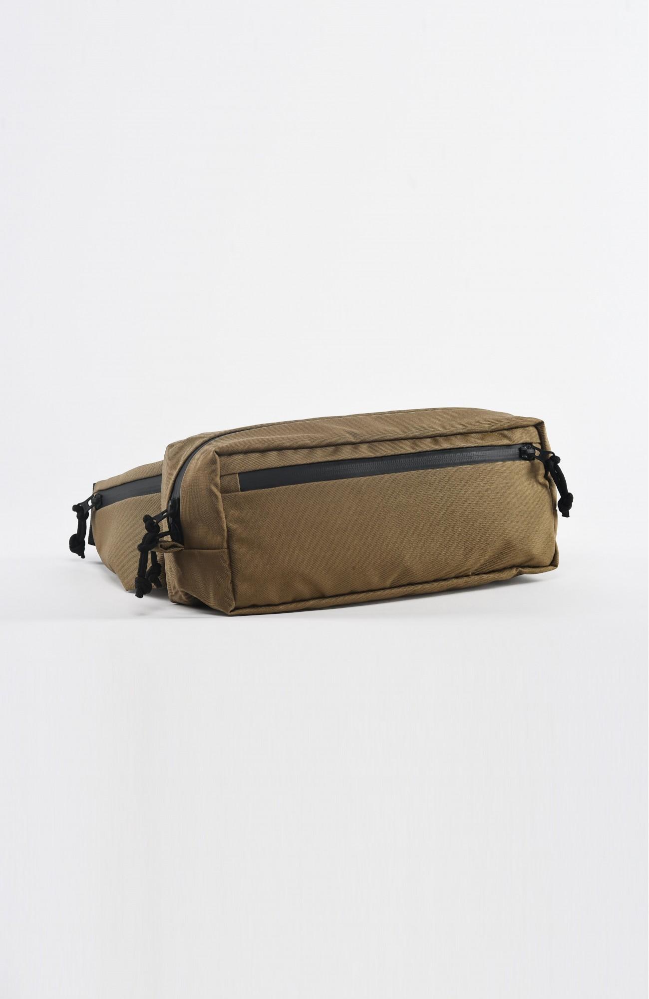 Fanny Pack Huru, brown, сумка на пояс