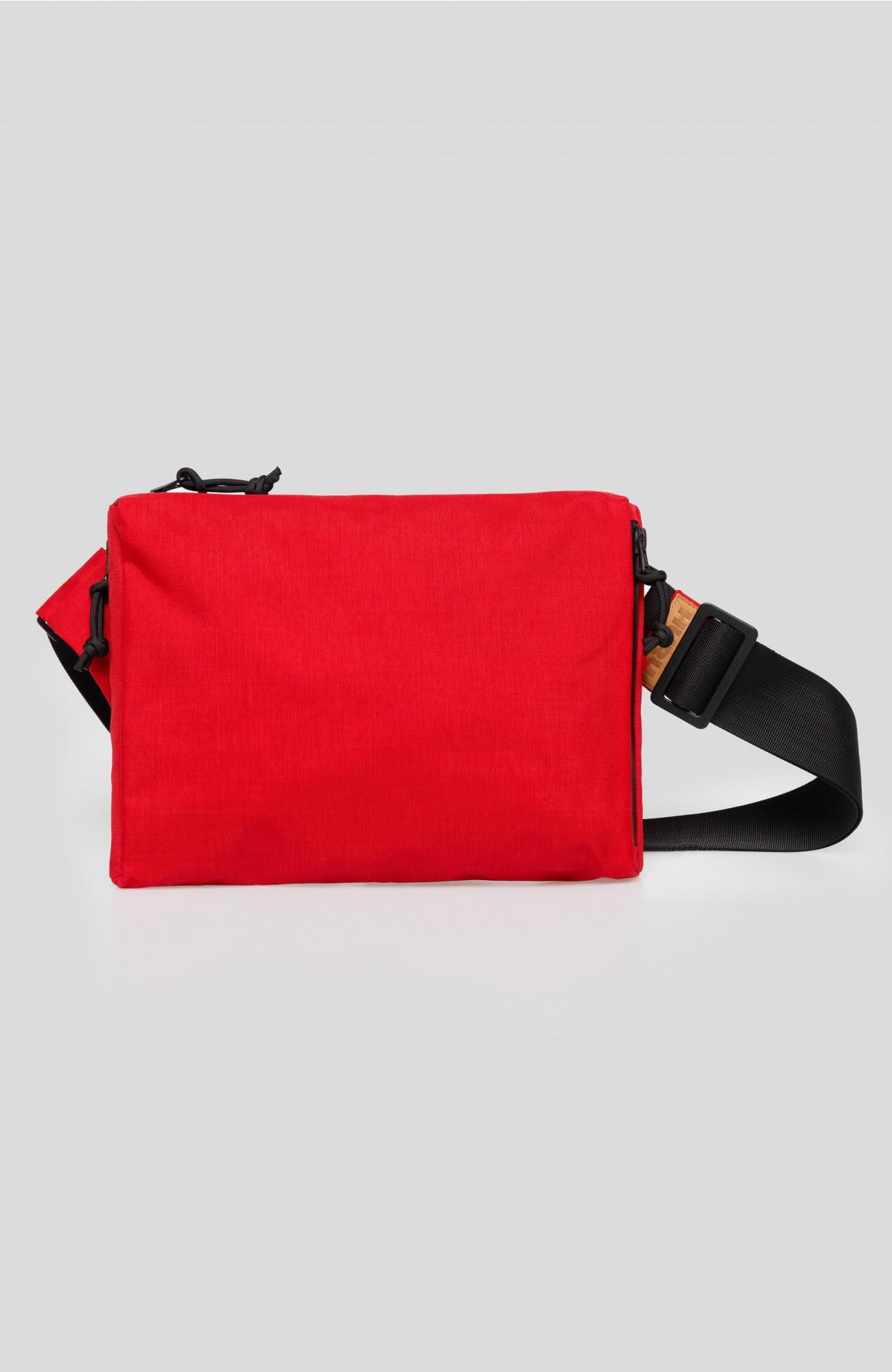 Messenger HURU, red