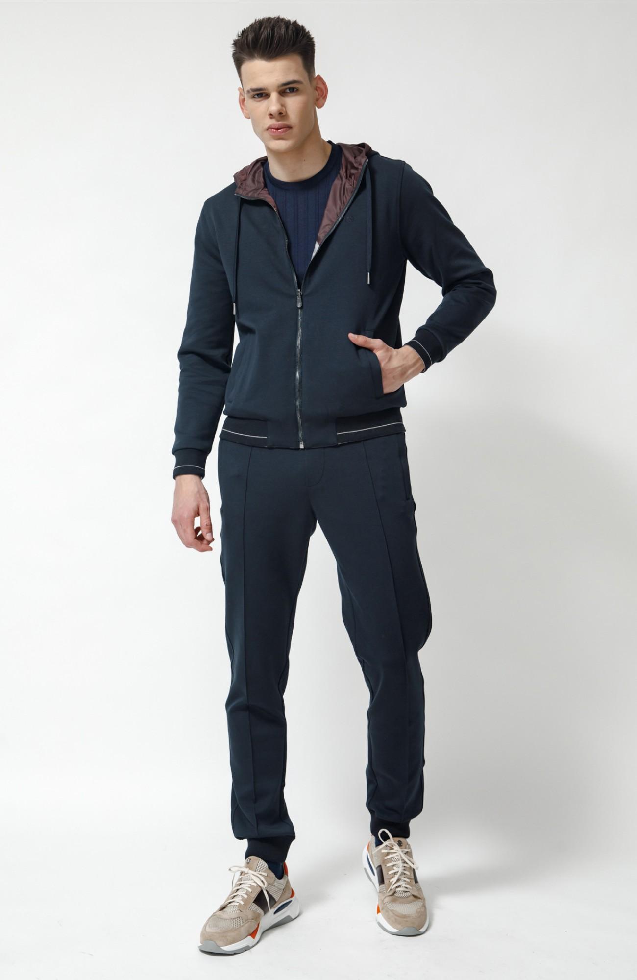 Спортивний костюм з двосторонньою вітровкою Cortigiano in Bottega