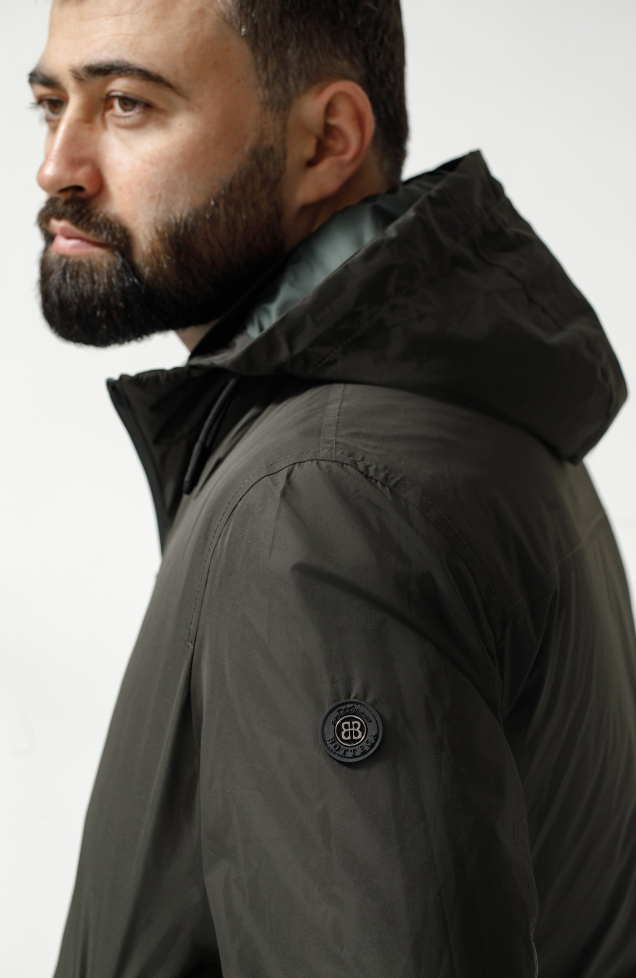 Куртка-жилетка 2 в 1 Cortigiano in Bottega